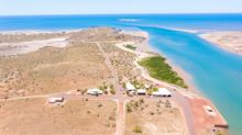 Abandoned Australian town (population: 2) goes on the market