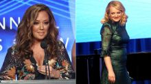 Leah Remini Claims Elisabeth Moss 'Isn't Allowed' to Speak to Her Since She Left Scientology