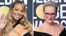 Golden Globes 2018: Mariah Carey begs for forgiveness after accidentally stealing Meryl Streep's seat