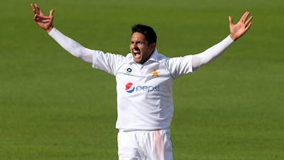 Mohammad Abbas hat-trick puts Hampshire in command against Middlesex