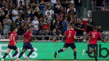 Lille beat Paris-Saint Germain in season curtain raiser