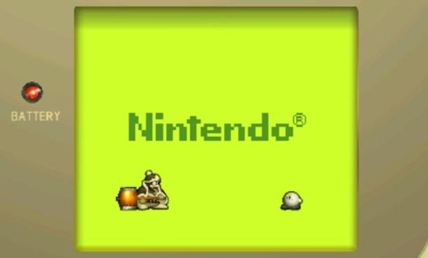 Ba-Ding! Game Boy stage joins the Super Smash Bros. 3DS fight
