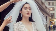 Christine Kuo to have two wedding events