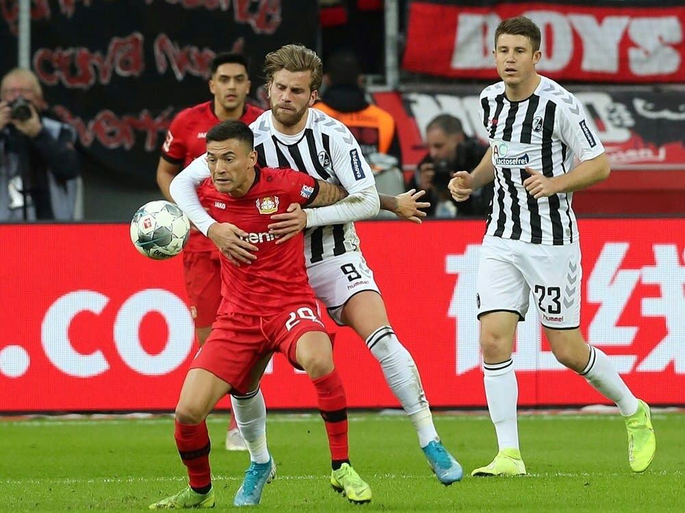 Schach Bayer Leverkusen
