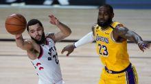 NBA : Les Raptors envoient un message fort aux Lakers