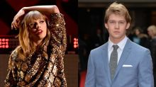 Taylor Swift Holds Hands With Joe Alwyn While Heading Home From Jingle Ball