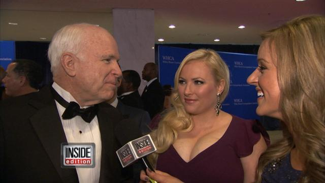 Stars, Politicians Mix It Up At White House Correspondents Dinner