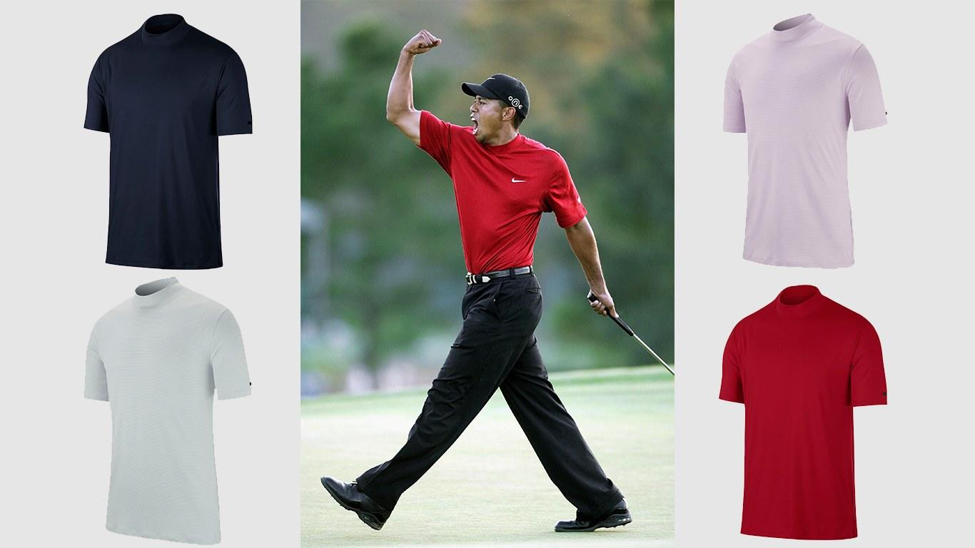 9ea7b390a Masters 2019: Here's what Tiger Woods will wear at Augusta (and ...