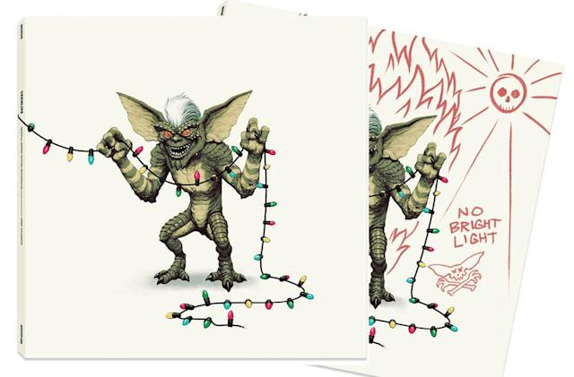 Don't get the vinyl 'Gremlins' soundtrack re-issue wet