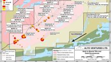 Alto Recovers High Gold Grain Counts from Glacial Till Samples at Mud Lake, Beardmore-Geraldton Gold Belt, Ontario