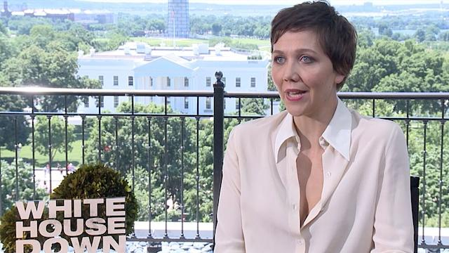 Video: Mom Maggie Gyllenhaal Gets Through City Summers With Her Makeshift