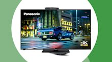 The price of this 50-inch Panasonic 4K TV will make you double-take