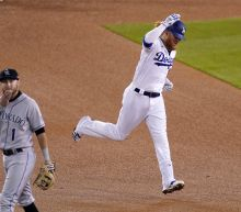 Turner powers Dodgers past Rockies 4-2 for 5th straight win