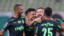 Palmeiras volta à Libertadores com time três vezes mais valioso que rival