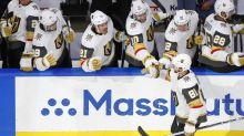 Pacioretty returns as Knights face surprising Blackhawks