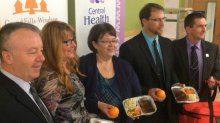 Meals on Wheels delivers to seniors in Grand Falls-Windsor