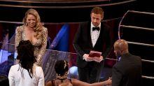 Ryan Gosling's Oscars date wasn't Eva Mendes