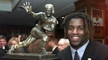 Ricky Williams' Heisman Trophy is sold for record amount