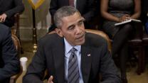 Obama: 'Unlikely Bedfellows' Support Reform