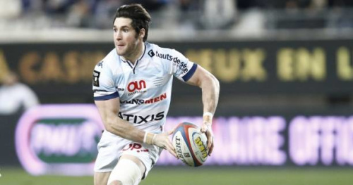 Rugby - Top 14 - R92 - Top 14 : Maxime Machenaud aux commandes du Racing 92 face à Clermont