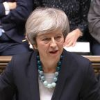 UK PM May says no majority in parliament for alternative Brexit plans