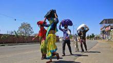 Coronavirus: India's pandemic lockdown turns into a human tragedy