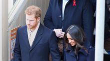 Meghan Mania: La prometida del príncipe Harry causa sensación