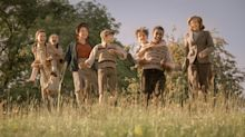New generation of Railway Children debut in first-look picture