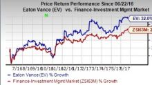 Eaton Vance's Ratings Affirmed by Moody's, Outlook Stable