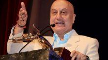 In Pics: Anupam Kher, Asha Bhosle at Deenanath Mangeshkar Awards