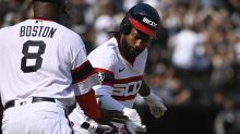 Goodwin homer in 9th gives White Sox 2-1 win over Indians