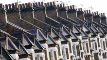 UK house prices fall again, growing at the slowest rate in four years