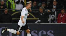 Germany 1-0 England as it happened: Lukas Podolski bids farewell by firing Die Mannschaft to victory