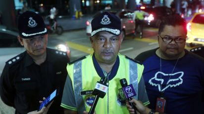 333 traffic summonses issued to motorists for illegal parking in KLIA, klia2