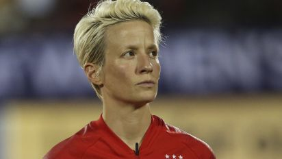 Trump disagrees with Rapinoe's anthem protest