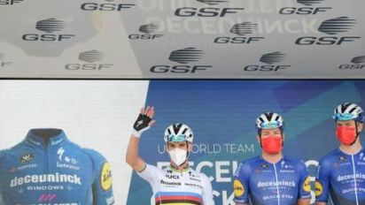 Radsport: Deceuninck?Quick-Step setzt auf klimaneutrale Tour de France