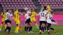 Team GB vs Australia Tokyo 2020 women's football: live score and latest quarter-final updates