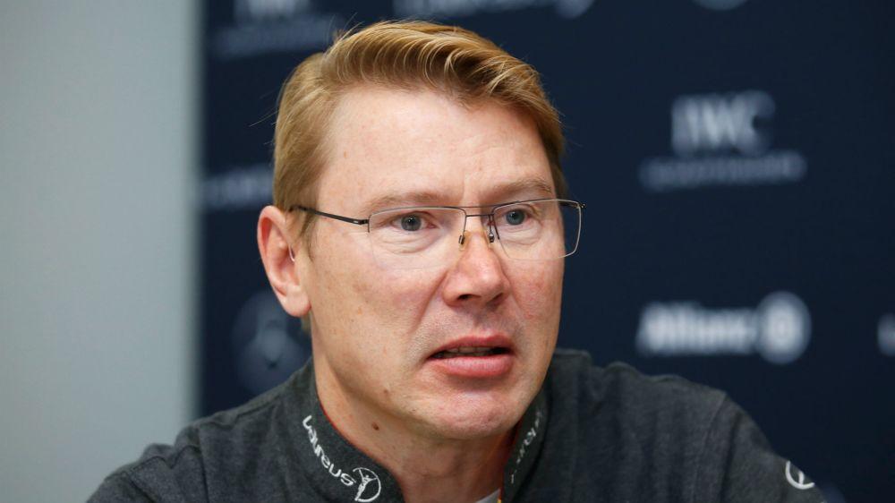 McLaren welcome former champion Hakkinen back