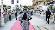 Festival de San Sebastián: Úrsula Corberó presume de estilo masculino y eclipsa a los Darín