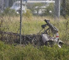 The Latest: Reporter ID'd in New Orleans small plane crash