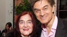 Dr. Oz Says His Mom Has Alzheimer's, Feels Guilty He Overlooked Signs