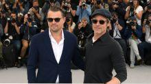 Brad Pitt y Leo DiCaprio se proclaman fans de Luke Perry