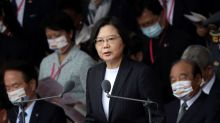 Taiwan says trade deal would show U.S. support in face of China pressure