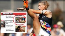 'Rocked an entire country': Tayla Harris photo furore goes global