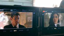 """Chris Hemsworth y Tessa Thompson comparten una reunión """"asgardiana"""" desde el set de Men in Black"""
