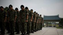 South Korean transgender soldier found dead: report