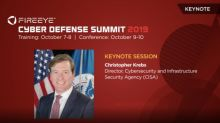CISA Director Christopher Krebs Joins FireEye Cyber Defense Summit Keynote Line-up