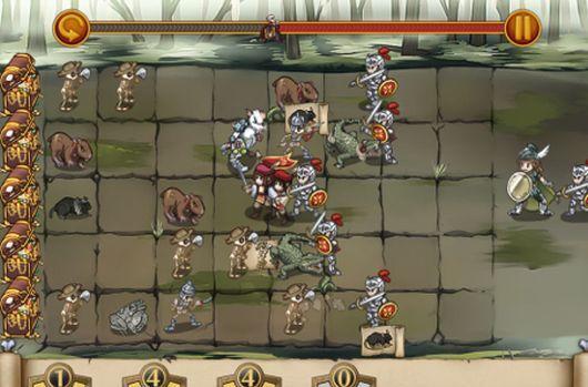 Evilot takes Plants vs. Zombies to Triple Town