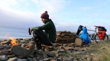 Britain by bike: 'Arriving in the Highlands,I was struck by how weary the locals are'