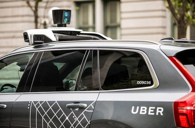 Uber resumes self-driving car tests, but only in manual mode